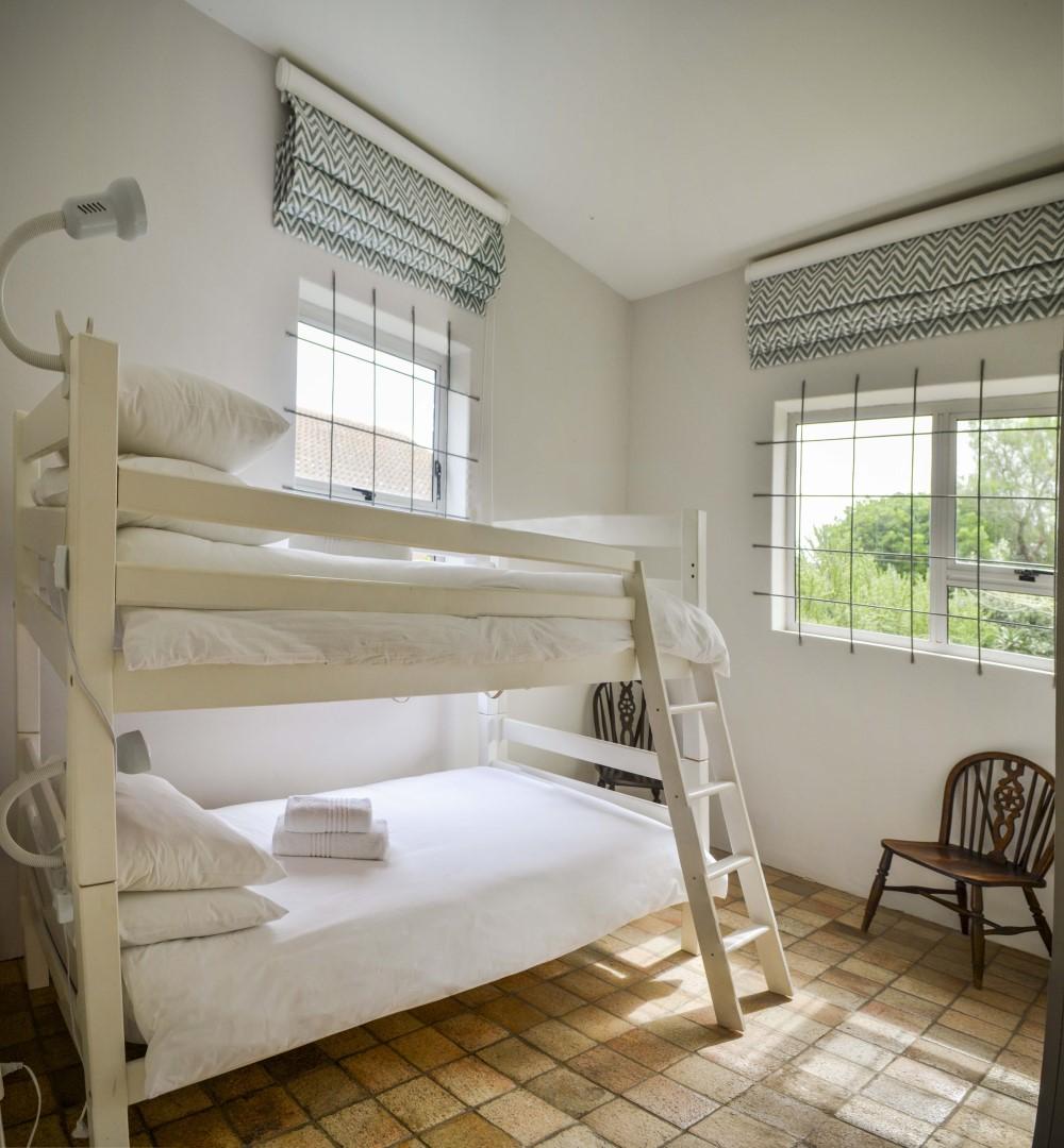 Bottom Floor Bedroom 2 Addo Riverview Lodge