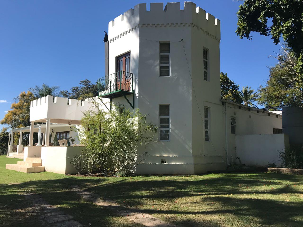 Castle - approach