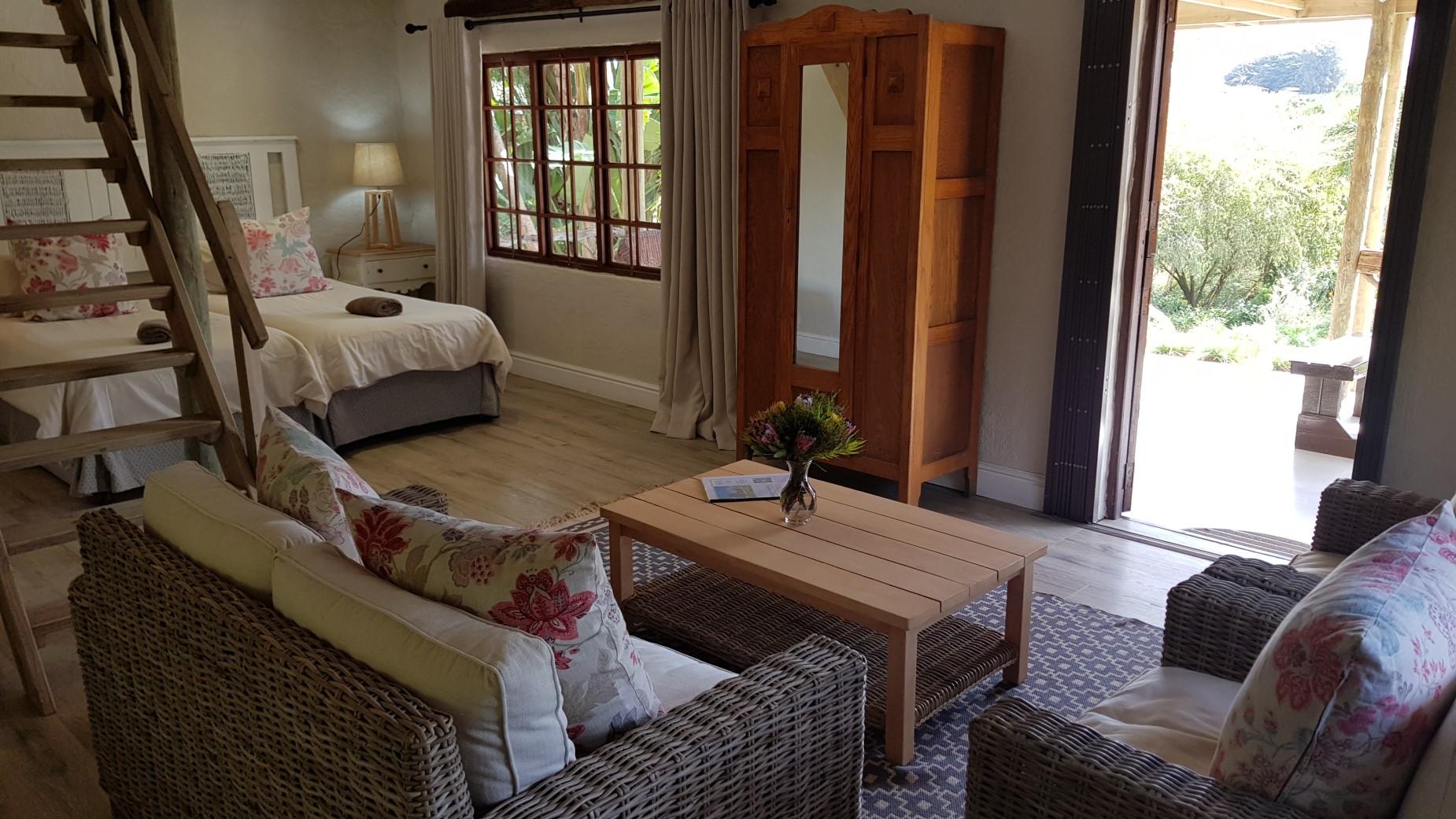 Chalet 1 bedroom _ lounge