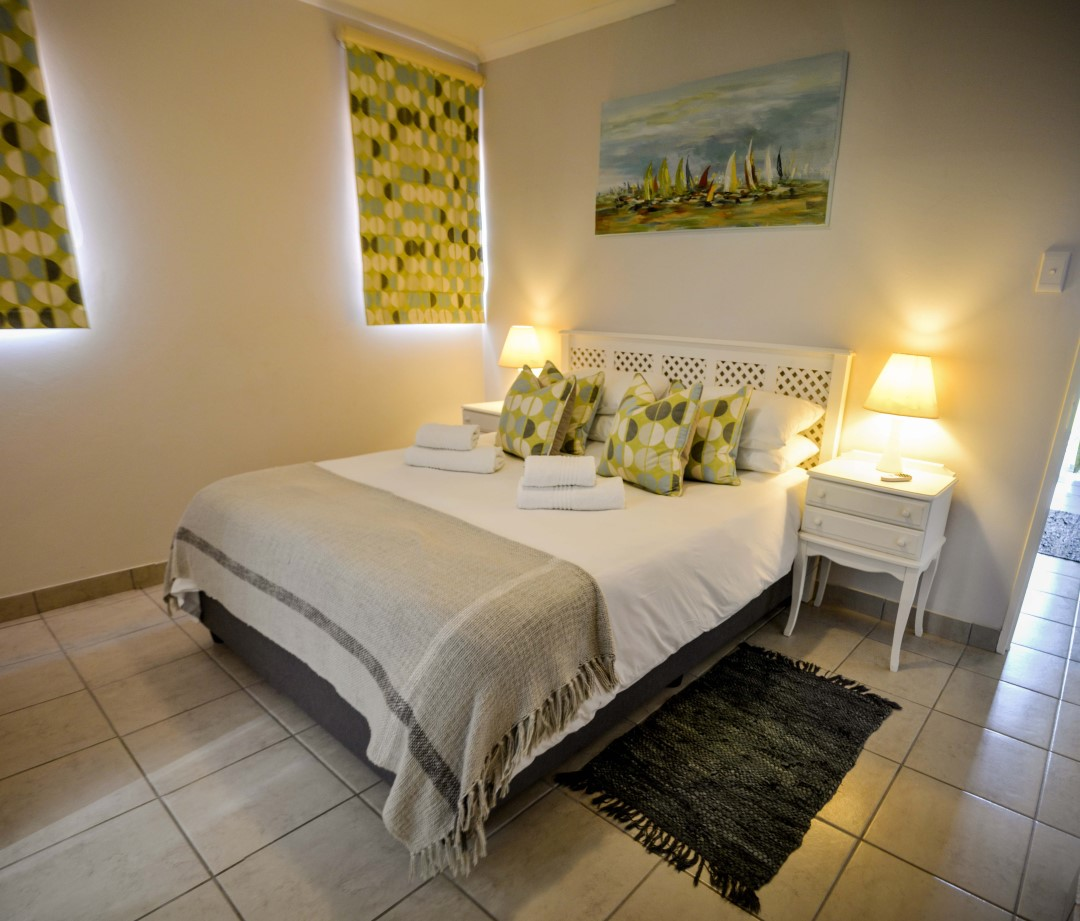 Elephant Suite Bedroom Addo River View Lodge