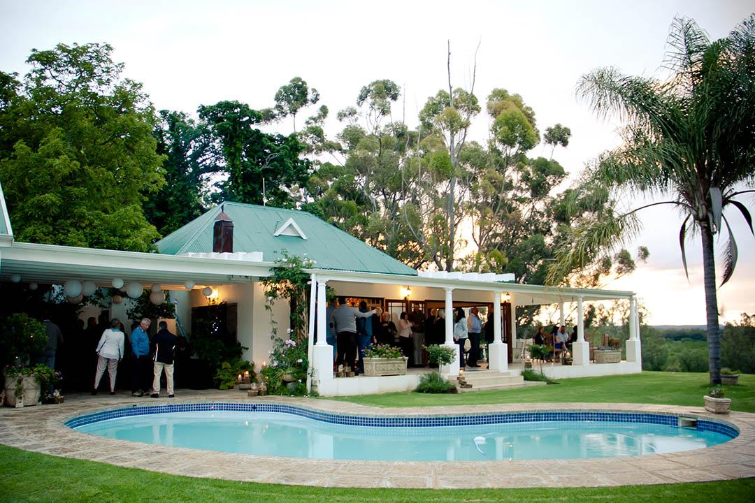 Main House Veranda _ The Orchard Room