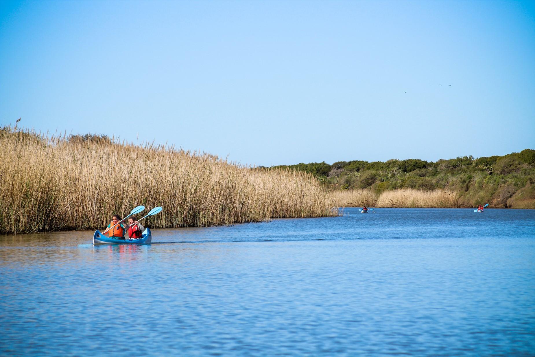 Nukakamma Canoe Trail