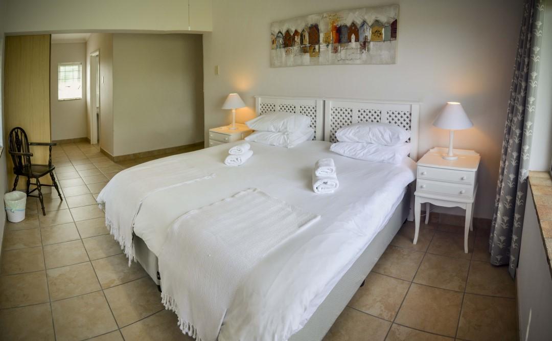 Top Floor Bedroom 2 Addo River View Lodge