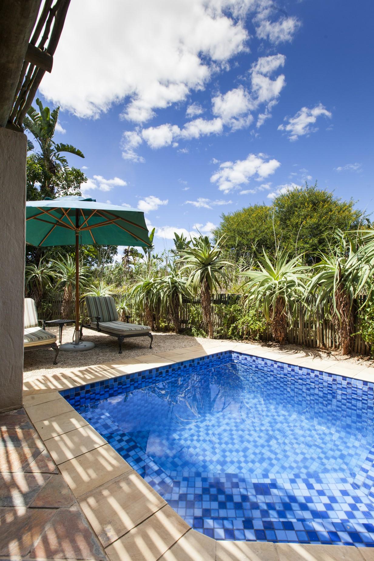 Exterior Private Pool Suite