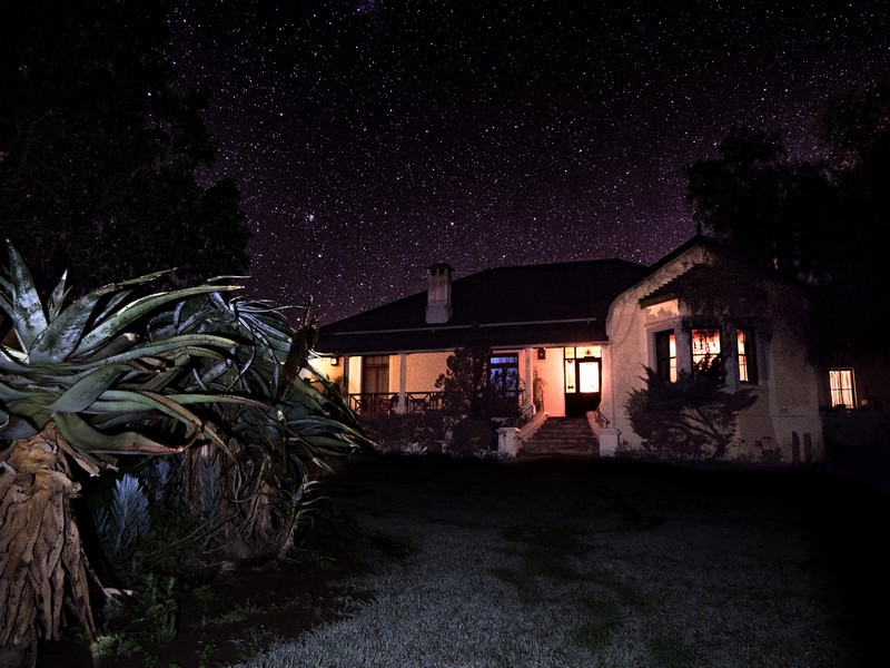 Leeuwenbosch_Country_House_Night_Outside_View