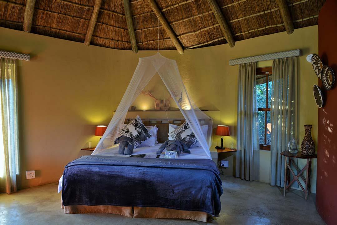 SGR - Bush Lodge suite interior Double