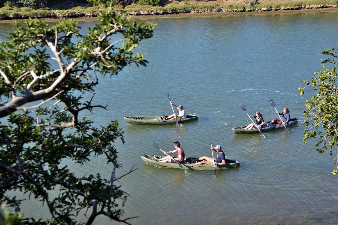 SGR - Canoeing 1