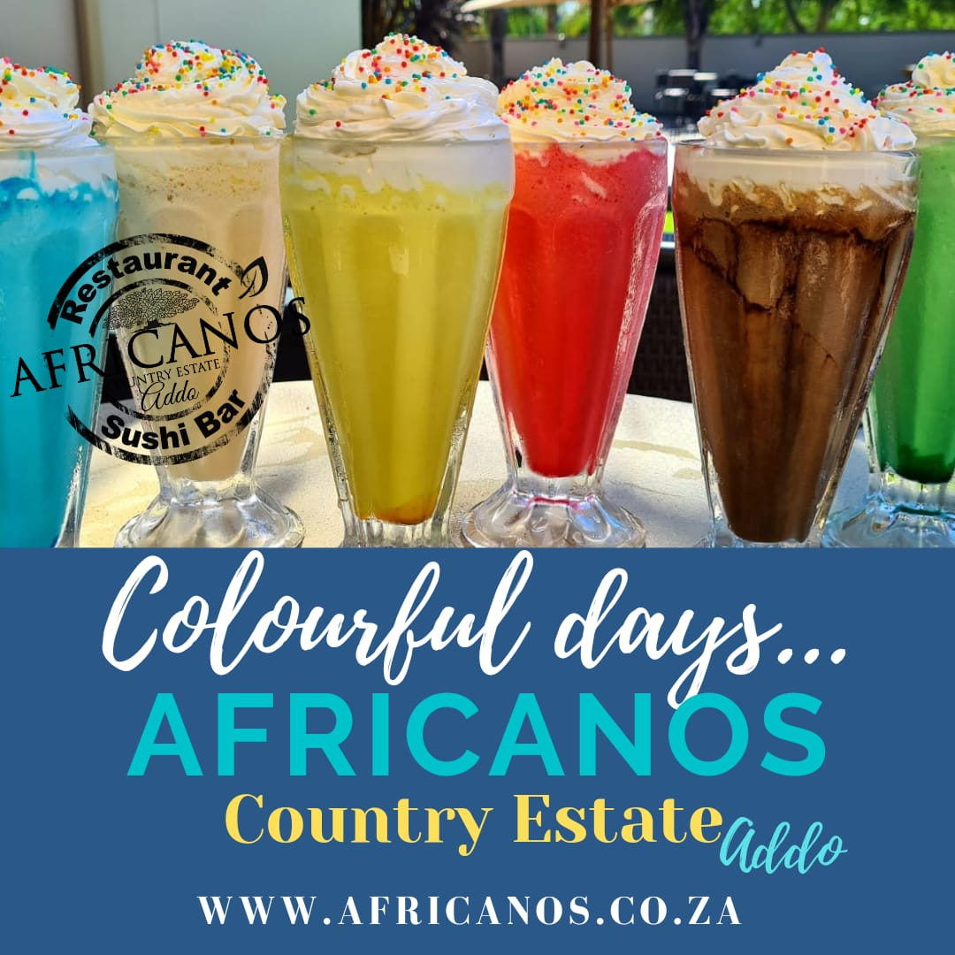 Africanos-colourful